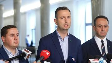 Kosiniak-Kamysz apeluje do KO i PiS o powstrzymanie hejtu w kampanii  wyborczej