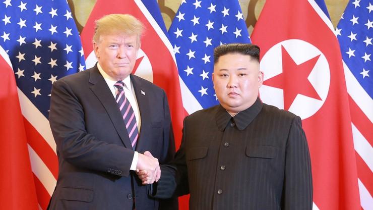 """Korea Płn. zaprzecza słowom Trumpa. """"Nie domagaliśmy się zniesienia wszystkich sankcji"""""""