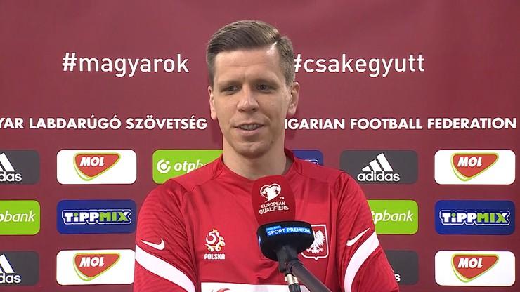 Wojciech Szczęsny: Mamy jeden cel na te eliminacje
