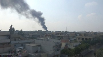 Z rąk dżihadystów odbito dwie dzielnice na wschodzie Mosulu