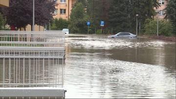 Ekspert o powodziach: sami jesteśmy winni temu, co obserwujemy