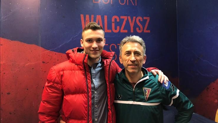 Piękni i młodzi: Sebastian Walukiewicz