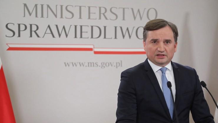 Ziobro ws. reformy sprawiedliwości: jestem po rozmowach z Kaczyńskim