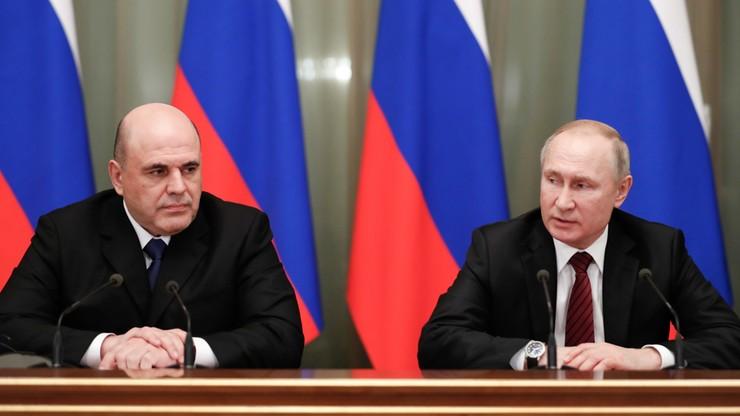 Rosja przedstawiła skład nowego rządu