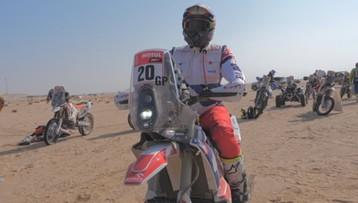 Rajd Dakar już bez Tomiczka