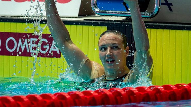 MŚ w pływaniu: Bezkonkurencyjna Hosszu zgarnęła ósme w karierze złoto