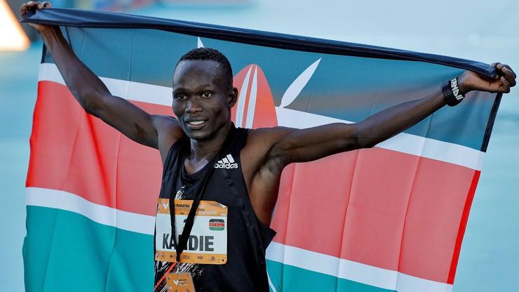 Tokio 2020: Rekordzista świata w półmaratonie wybiera się na igrzyska
