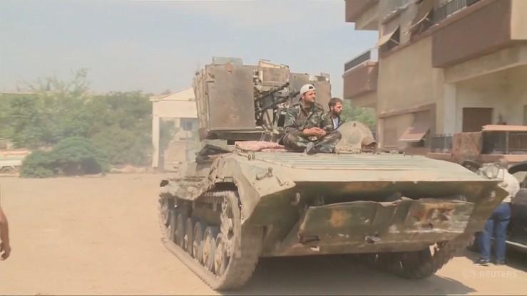 """""""USA nie planuje interwencji w Syrii"""". List władz do rebeliantów"""