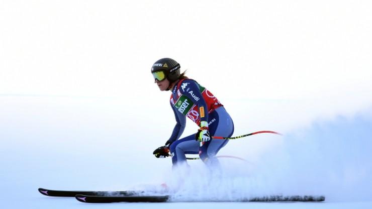 Alpejski PŚ: Mistrzyni olimpijska wygrała zjazd w St. Anton