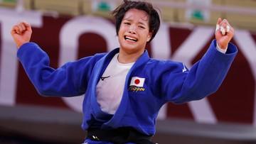 Tokio 2020: Uta Abe triumfowała w kategorii 52 kg