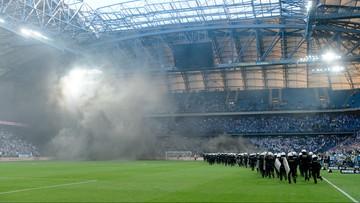 Zarzuty dla pierwszych sześciu osób w związku z wydarzeniami podczas meczu Lech - Legia