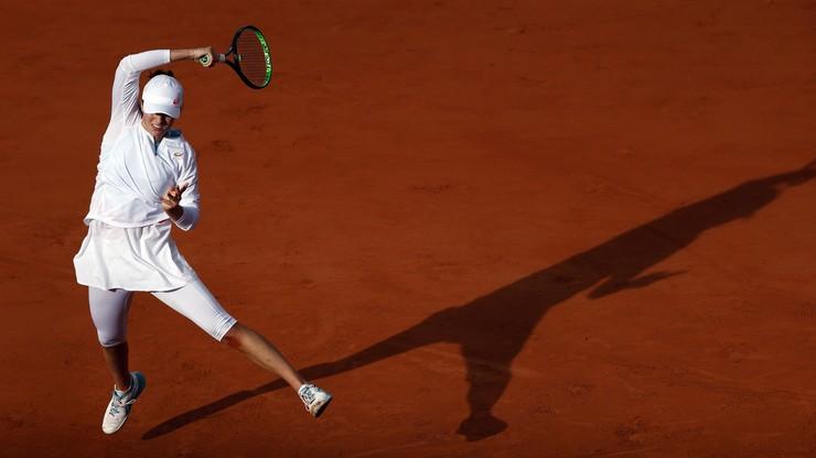 Ana Ivanovic: Świątek nie boi się ryzyka, może wygrać ten turniej