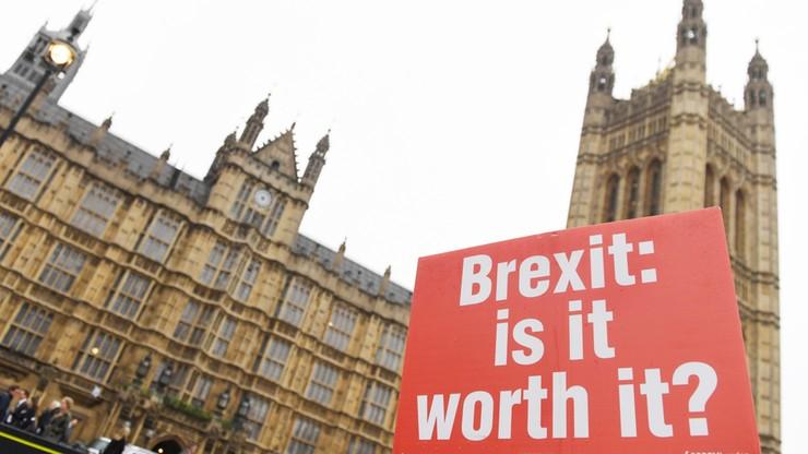 Tusk: musimy przygotować UE na scenariusz Brexitu bez umowy z Londynem