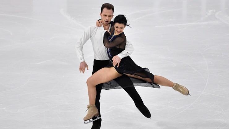MŚ w łyżwiarstwie figurowym: Rosjanie najlepsi w tańcach, Kaliszek i Spodyriew na 12. miejscu