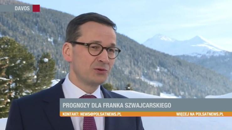 Frankowicze będą wzywać Morawieckiego do sądów, aby powtarzał swoje słowa o kredytach w BZ WBK