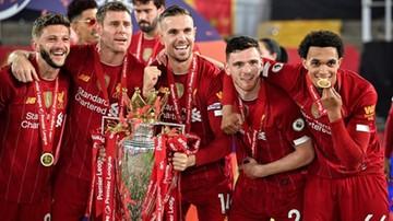 Rekordowe pieniądze dla Liverpoolu za zdobycie mistrzostwa Anglii