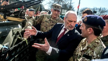 MON: Polska nie wycofuje się z Eurokorpusu, ale redukuje swój wkład