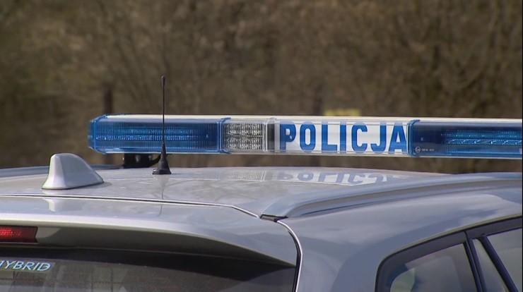 Napad na stację paliw w Kostrzynie nad Odrą. Policjanci szukają sprawców
