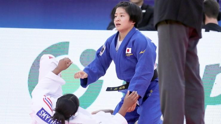 MŚ w judo: Yoshida zdobyła czwarty złoty medal dla Japonii
