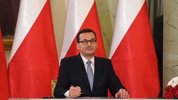 Expose Morawieckiego. Zaproszenia dla wszystkich byłych premierów po 1989 r.