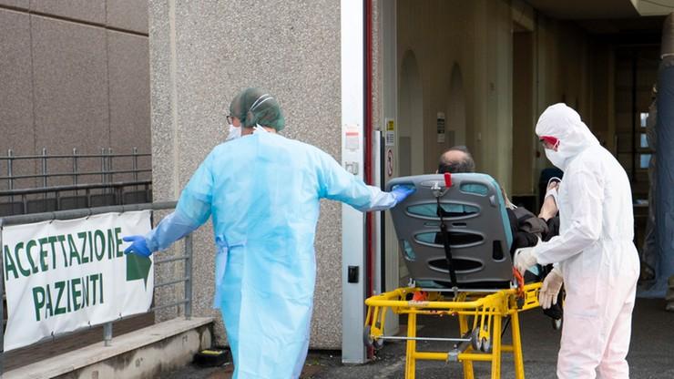 Wzrost liczby ofiar koronawirusa we Włoszech. Nie żyje 11591 osób