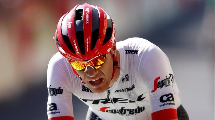BinckBank Tour: Stuyven wygrał etap, Mohoric wciąż liderem