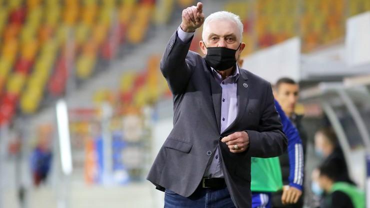 PKO BP Ekstraklasa: Włodzimierz Gąsior wciąż trenerem PGE FKS Stali Mielec