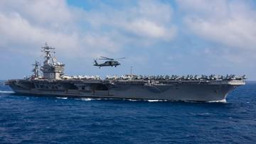USA: kolejny incydent z udziałem rosyjskiej fregaty na Morzu Śródziemnym