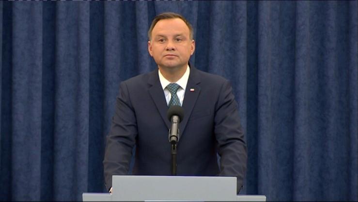 Prezydent skierował do TK nowelę dot. zniesienia górnego limitu składek na ZUS