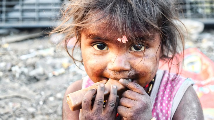 """Afganistan. Milion dzieci może umrzeć. """"Ciężkie niedożywienie"""""""