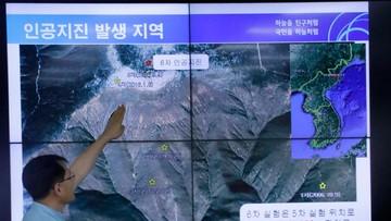 """""""Pogrążmy Pjongjang w kompletnej izolacji"""" kontra """"zachowajmy zimną krew"""". Reakcje świata na próbę atomową Korei Płn."""