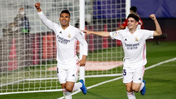 La Liga: Zwycięstwa drużyn z Madrytu