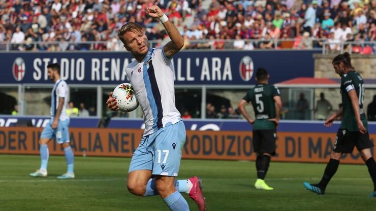Wielkie emocje w Serie A! Remis po szalonym meczu Lazio z Bologną