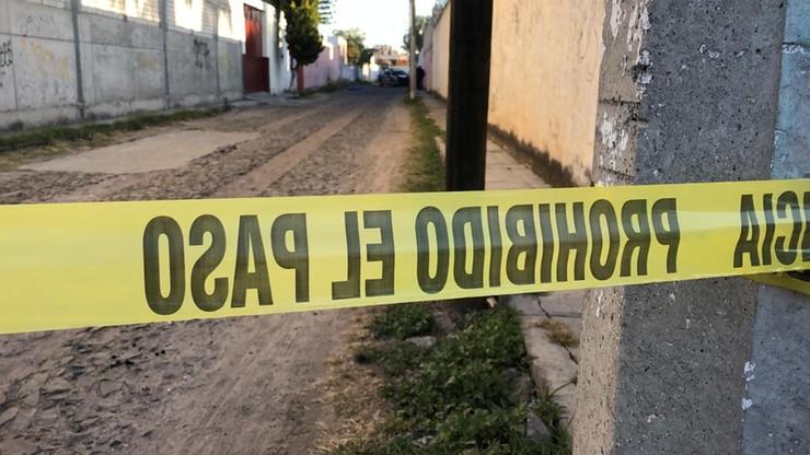 Zabójstwo Polaka w Meksyku. W odciętej głowie miał być ślad po kuli