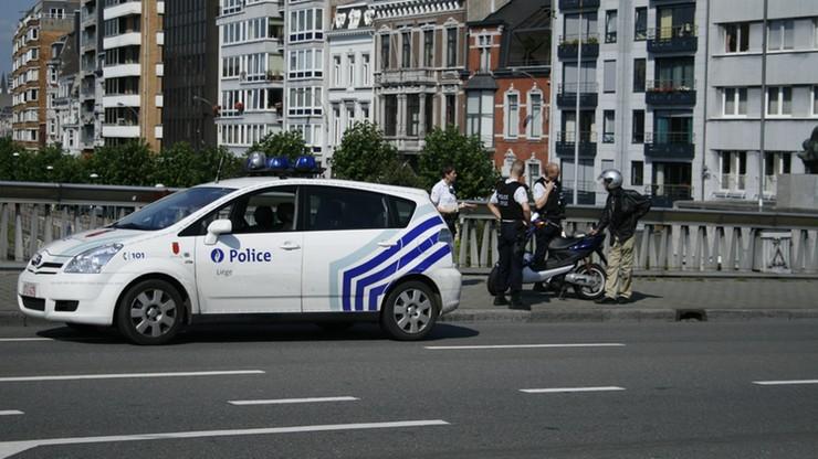 """Strzelanina w Belgii. Napastnik """"zneutralizowany"""""""