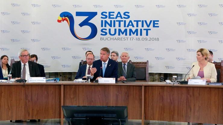 Agencja dpa: Niemcy chcą się przyłączyć do Inicjatywy Trójmorza