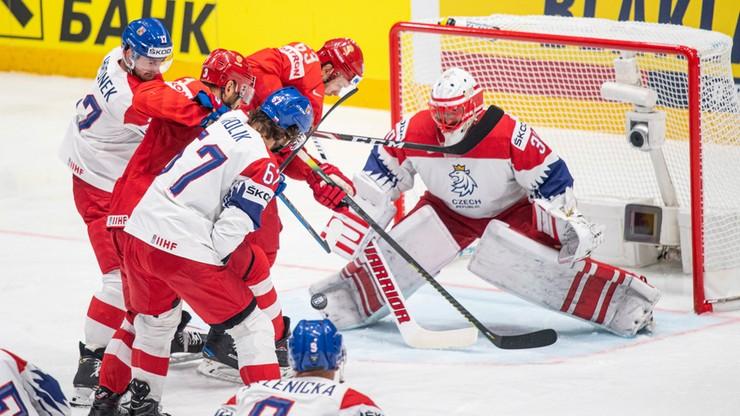 MŚ w hokeju: Rosjanie z brązowym medalem