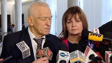 """Stało się dobrze, że mój głos nie został zmarnowany.  Morawiecki o głosowaniu na """"dwie ręce"""""""