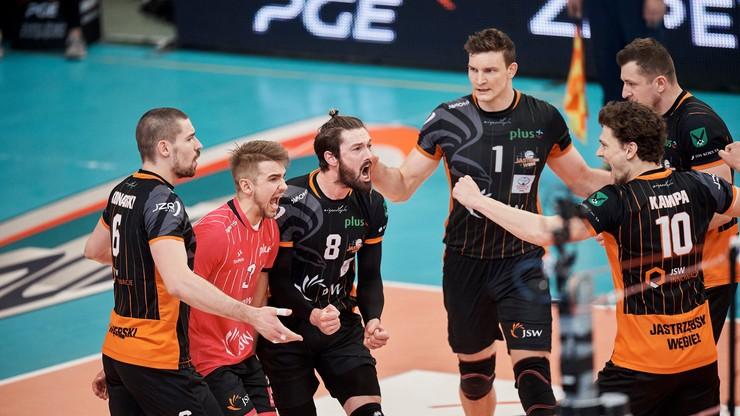 PlusLiga: Jastrzębski Węgiel - Aluron Virtu CMC Zawiercie. Transmisja w Polsacie Sport