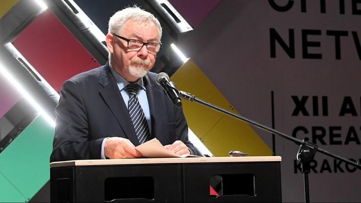 """Prezydent Krakowa nie przyjął wyzwania w sprawie parkowania na kopercie. """"Troszeczkę piaskownica"""""""