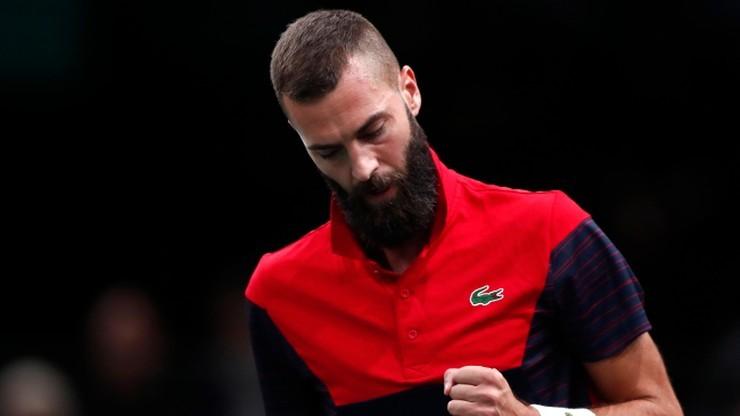 ATP Cup: Francja - Chile. Transmisja na Polsatsport.pl