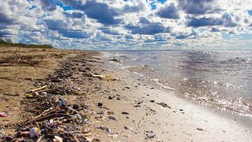 Morze Śródziemne pełne mikroplastiku. Największe stężenie w pobliżu półwyspów