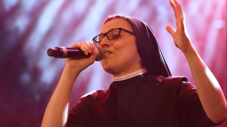 """Zakonnica zaśpiewała dla pielgrzymów. W 2014 r. wygrała """"The Voice of Italy"""""""