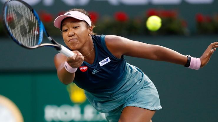 WTA w Indian Wells: Liderka rankingu podzieliła los Djokovica