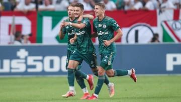 Ależ gol! Legia wygrywa z Wisłą po pięknym trafieniu (WIDEO)