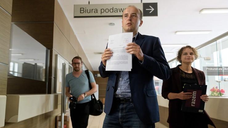 Partia Razem donosi do prokuratury na abp. Gądeckiego. Jest odpowiedź episkopatu