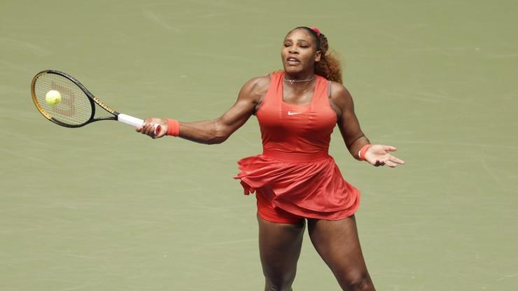 US Open: Jedenasty z rzędu półfinał Sereny Williams w Nowym Jorku