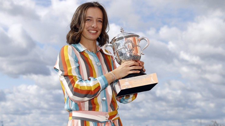 WTA: Iga Świątek z prestiżowym tytułem. Polka wciąż na ustach kibiców
