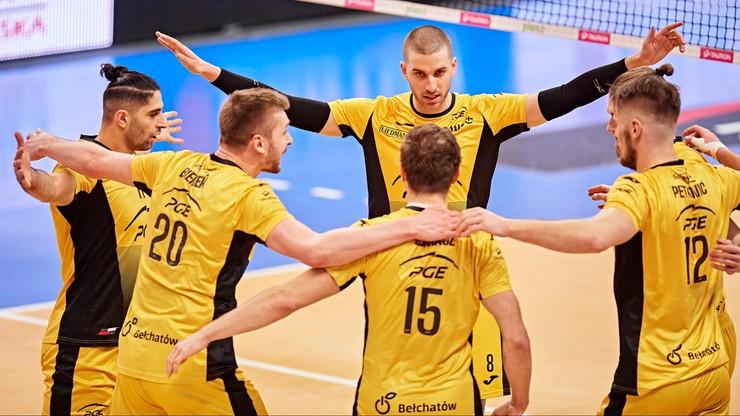 Liga Mistrzów: Zenit Kazań - PGE Skra Bełchatów. Transmisja w Polsacie Sport