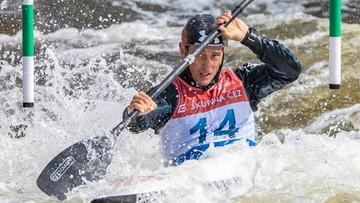 ME w kajakarstwie górskim: Mateusz Polaczyk brązowym medalistą w K1